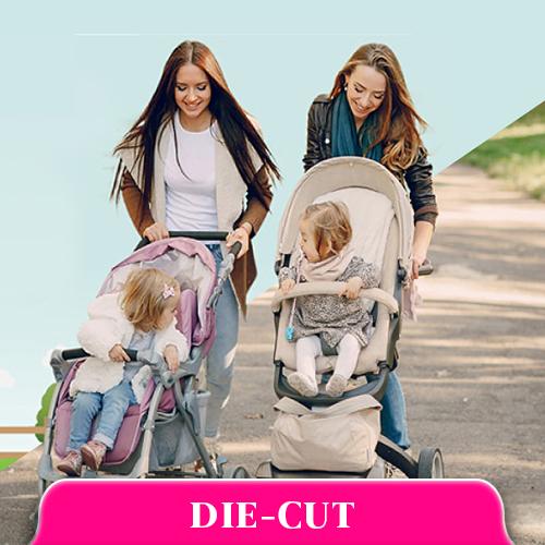 Die-cut